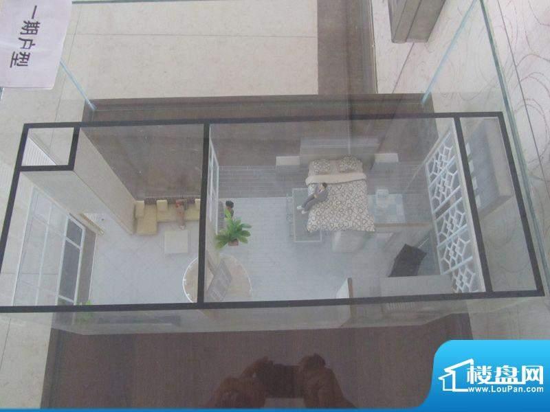 兰花花国际公寓户型面积:60.50m平米