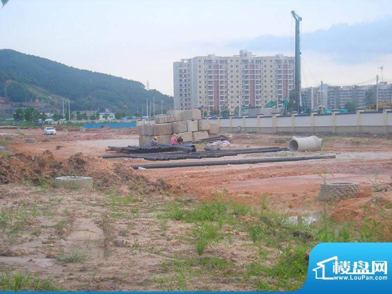 映翠豪庭外景图(2010-09-13)