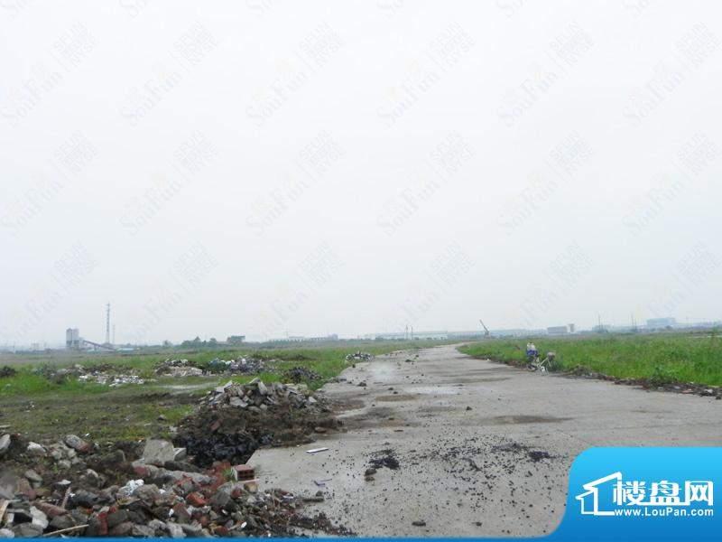 奇瑞新里城项目现场实景(2011.07.01)