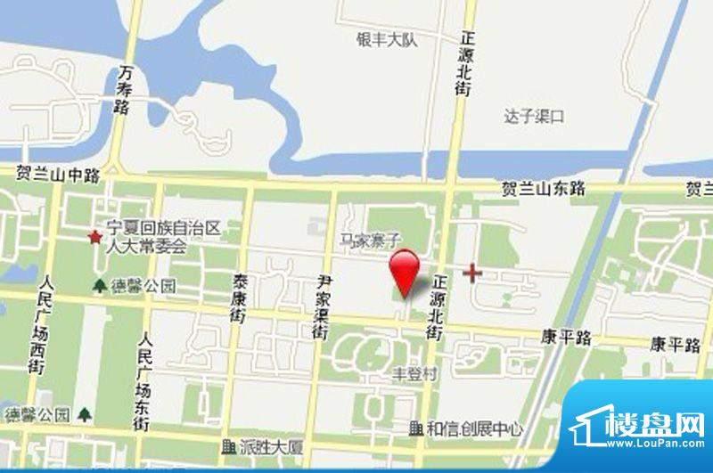 悦海新天地交通图
