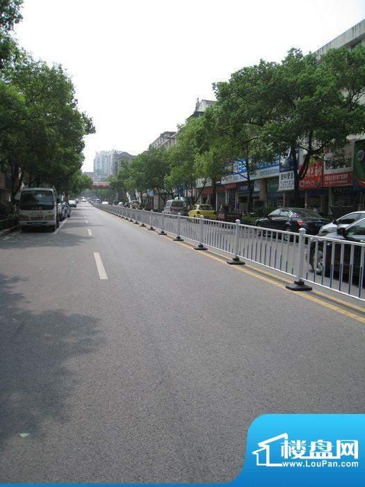 家旺国际广场路况20120816