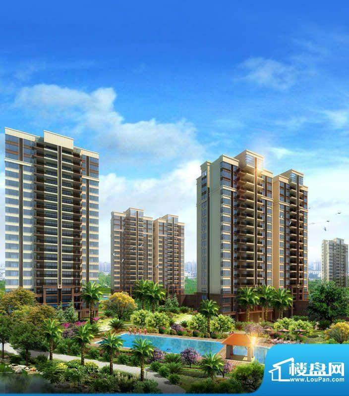 长信银湾外景图2012-08-02