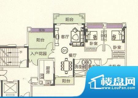 中恒海晖城香缇湾22面积:117.90平米