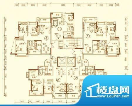 中恒海晖城二期香缇面积:0.00平米