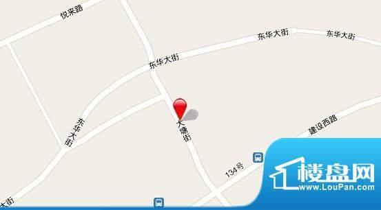 天御尚城交通图