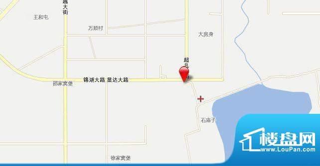 万龙丽水湾交通图