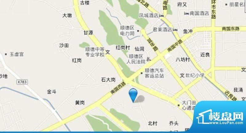 日高卡卡交通图