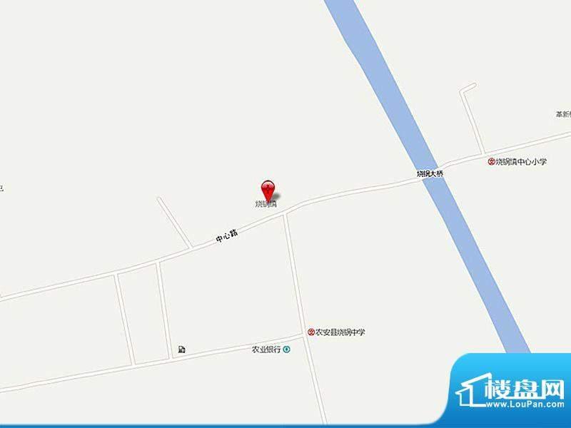 富翔嘉苑交通图