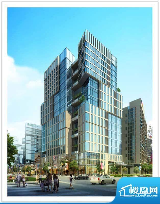 广佛智城实景图