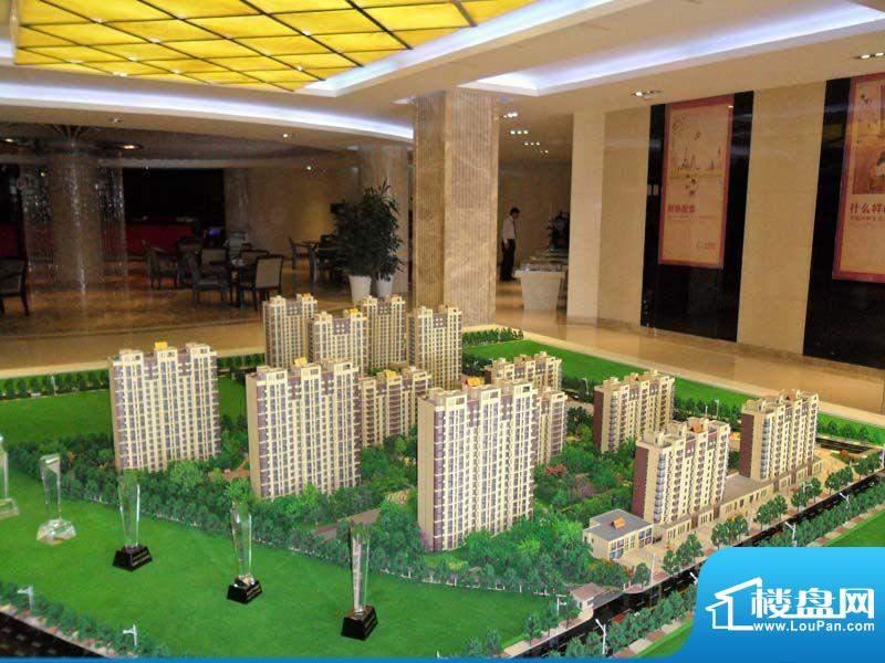 华大城实景图