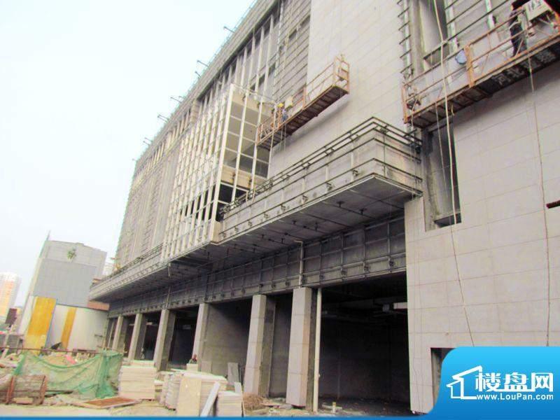 东方新天地项目实景图1(7.20)