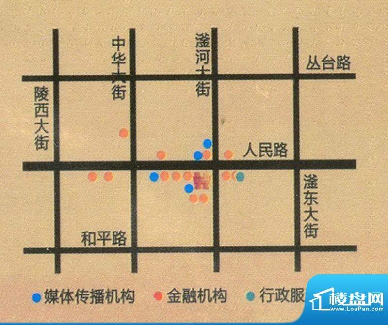 龙鼎国际交通图