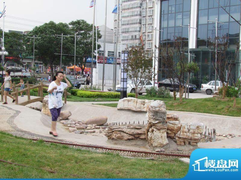 锦绣江南售楼处外景图(7.31)