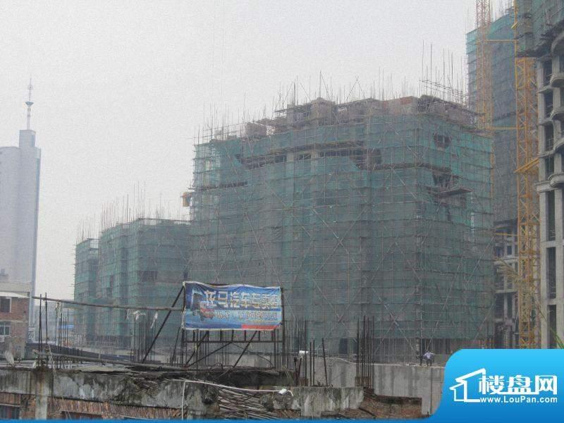 滨江一号工程进度(20120410)
