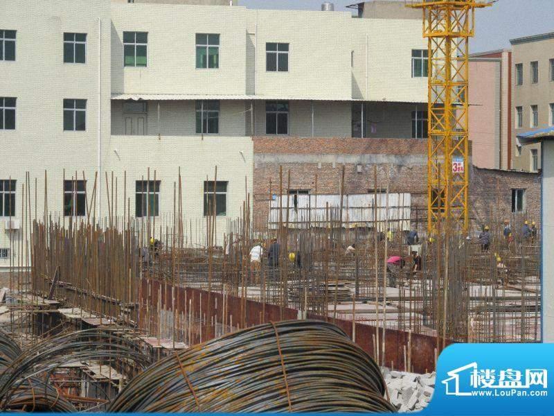 晋兴伴山御景工程进度(20120322)