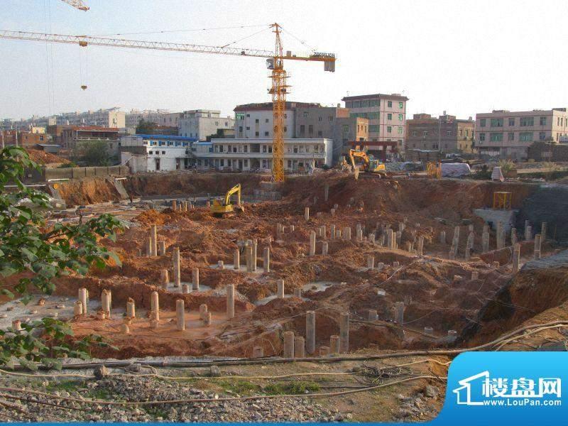 晋兴伴山御景工程进度(20111207)