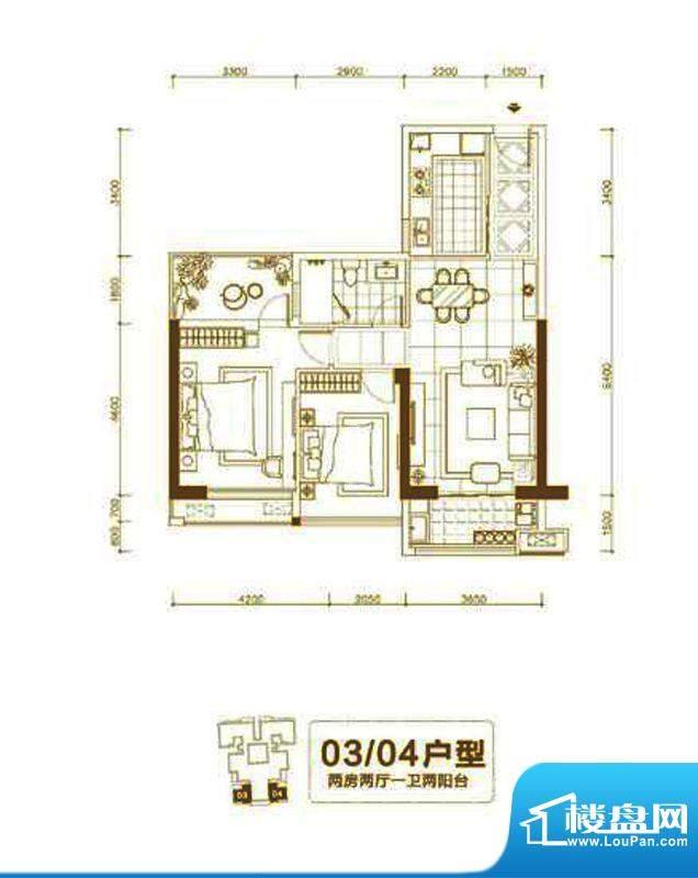 东海湾太古广场二期面积:0.00m平米