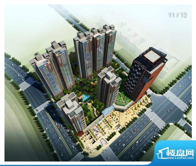 东海湾太古广场二期鸟瞰图