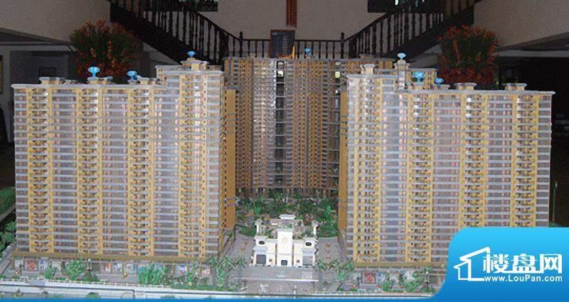 泛华日昇新城实景图