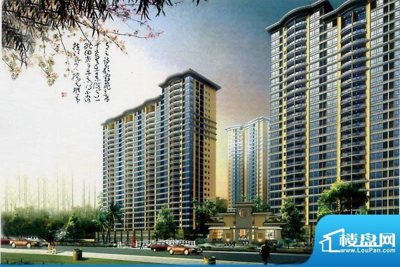 泛华日昇新城外景图