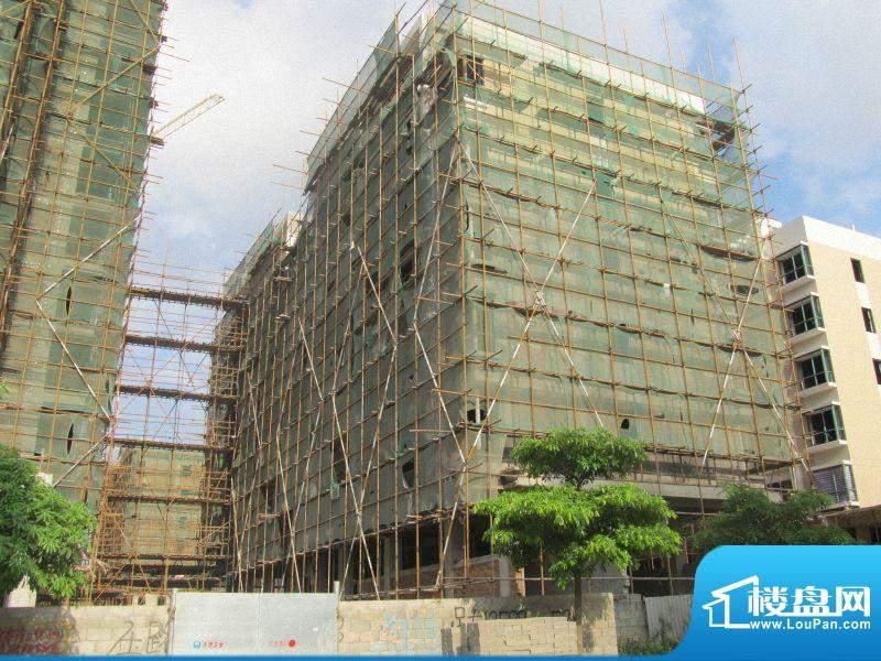 锦绣嘉园二期工程进度(20120816)