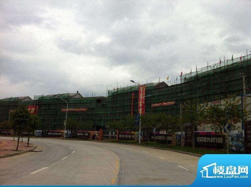 金域龙湾工程进度(20120330)