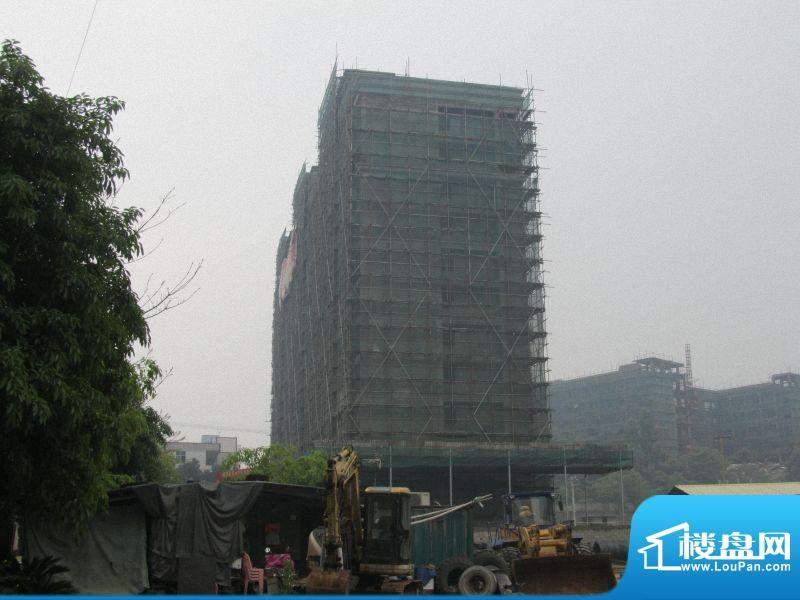 东方丽景工程进度(20120410)