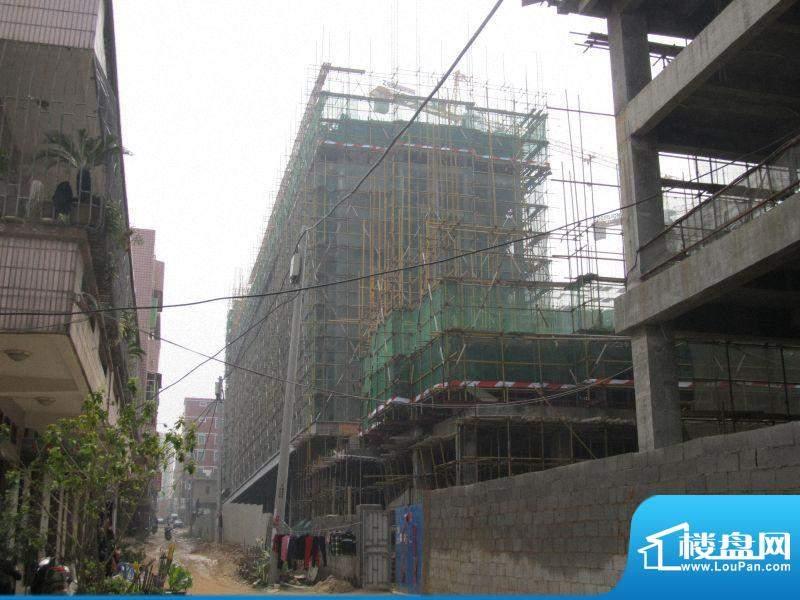 力嘉城市中心工程进度(20120301)