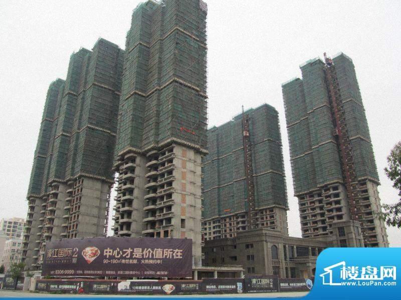 濠江国际二期工程进度(20120314)