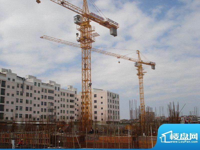 濠江国际二期工程进度(20101027)