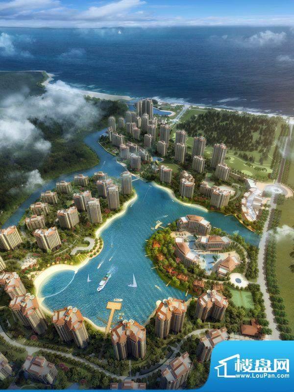 那香海国际旅游度假区实景图