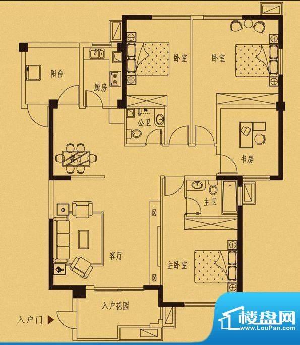 百捷中央墅府7#楼05面积:0.00m平米