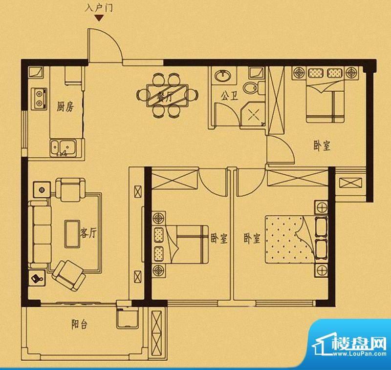 百捷中央墅府6#-7#0面积:0.00m平米