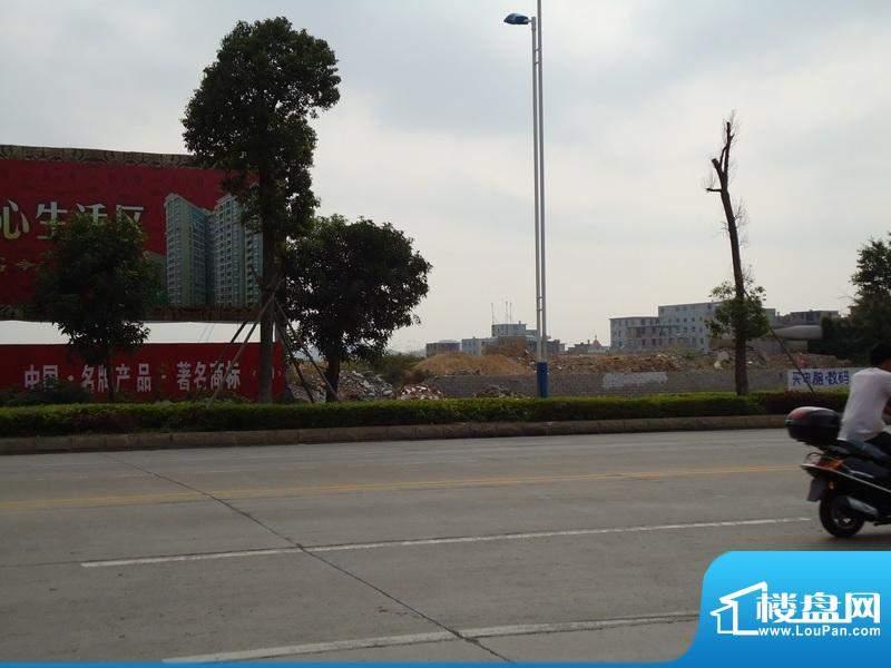 惠港新城地块实景(20101019)