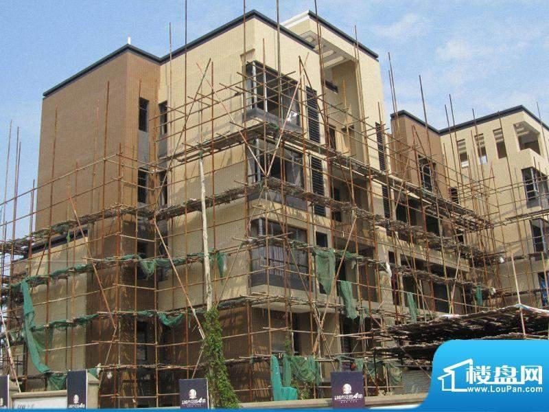 兰峰城市花园四期工程进度(20120322)