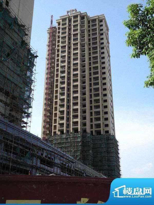 百捷中央领地工程进度(20120906)
