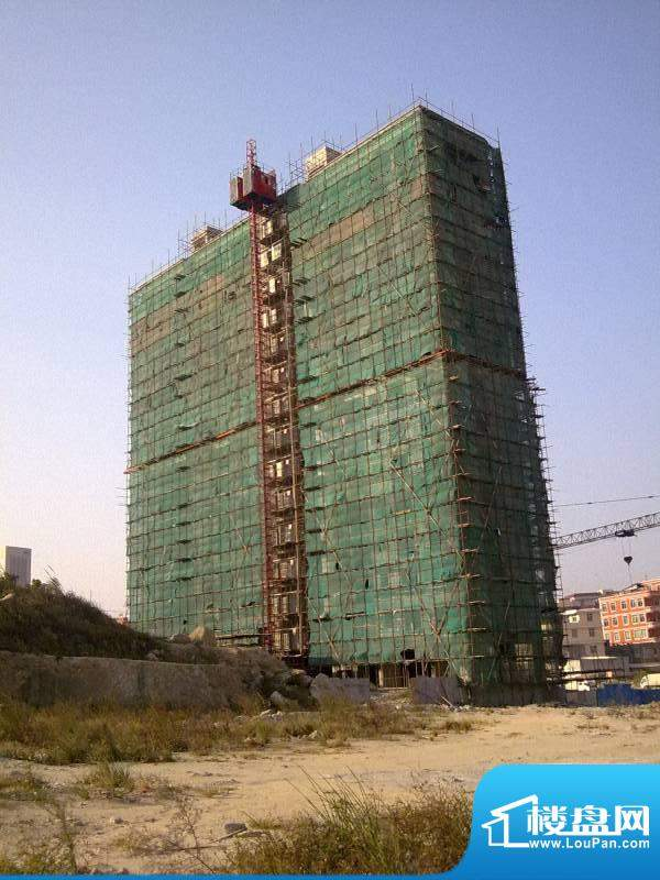 百德东城美居工程进度(20101203)