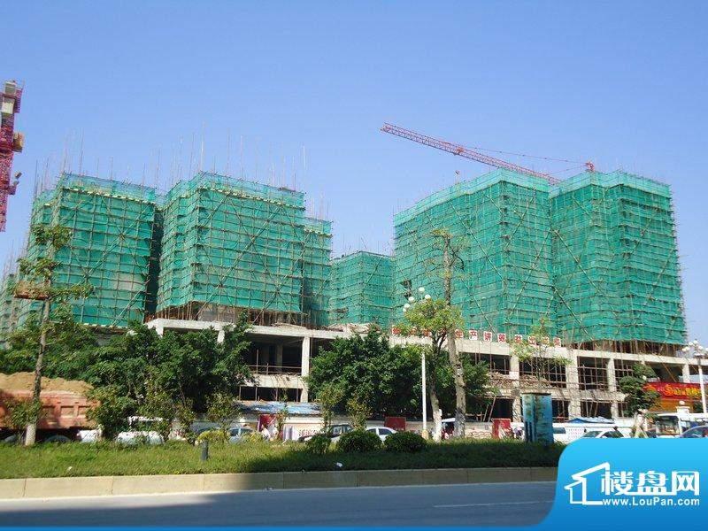 广海新景城工程进度(20101030)