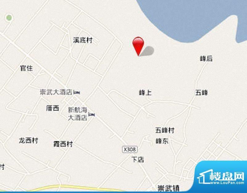 大本海悦花园交通图