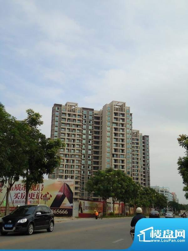 嘉欣花园城小区实景图(20101019)