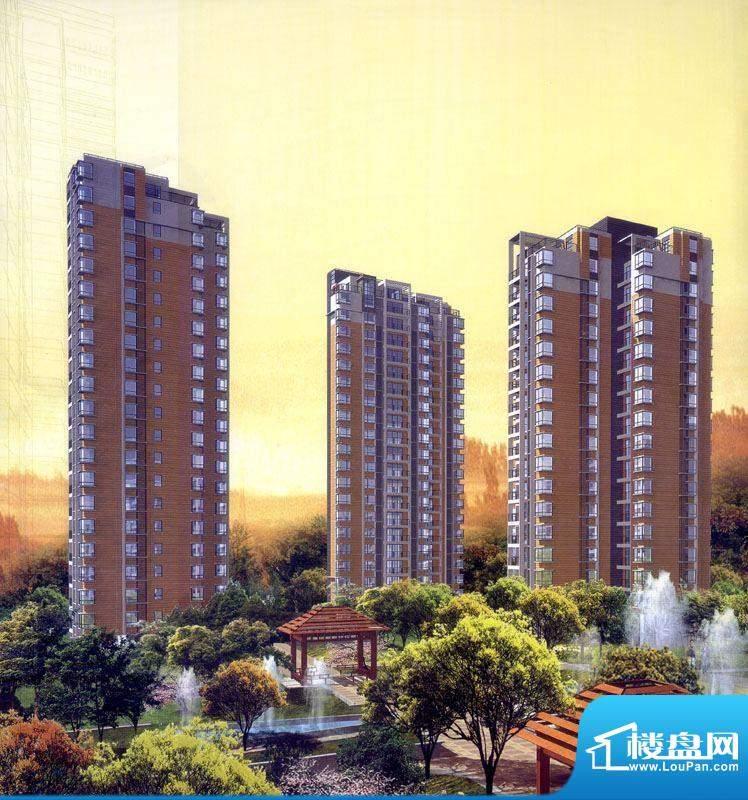 泉南国际新城效果图