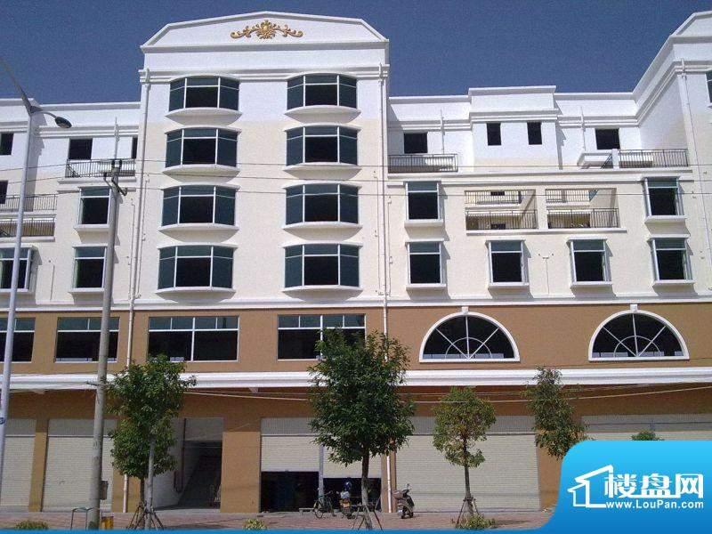 飞达商厦商住楼实景图(20101110)