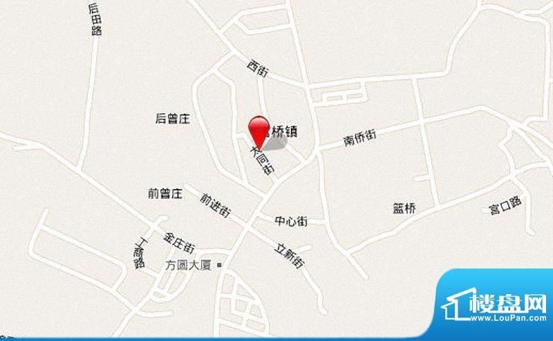泉南尚城国际区位图