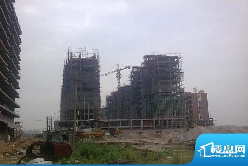 泉南尚城国际小区实景图(20100426)