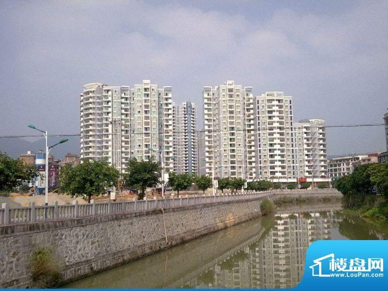 君悦华庭一期实景(20101103)