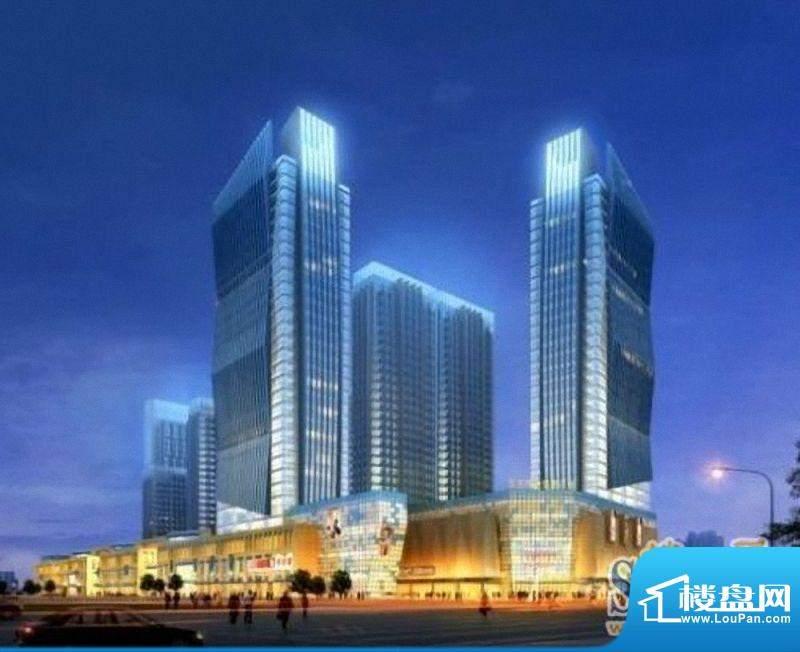 泉港东方伟业城市广场效果图