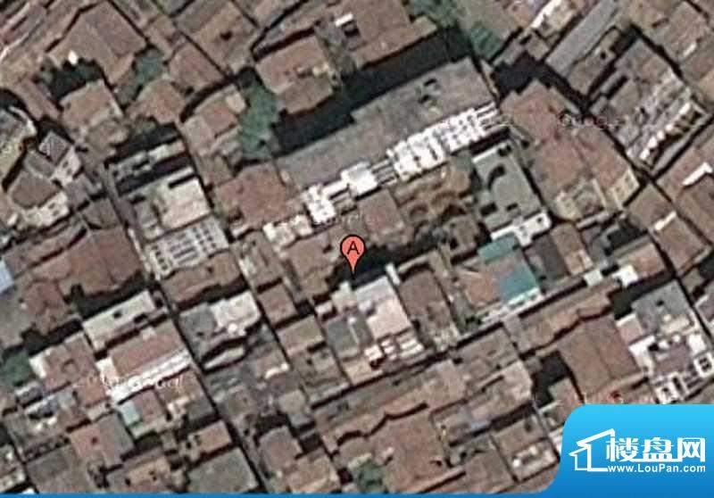 宝辉花园卫星实景图