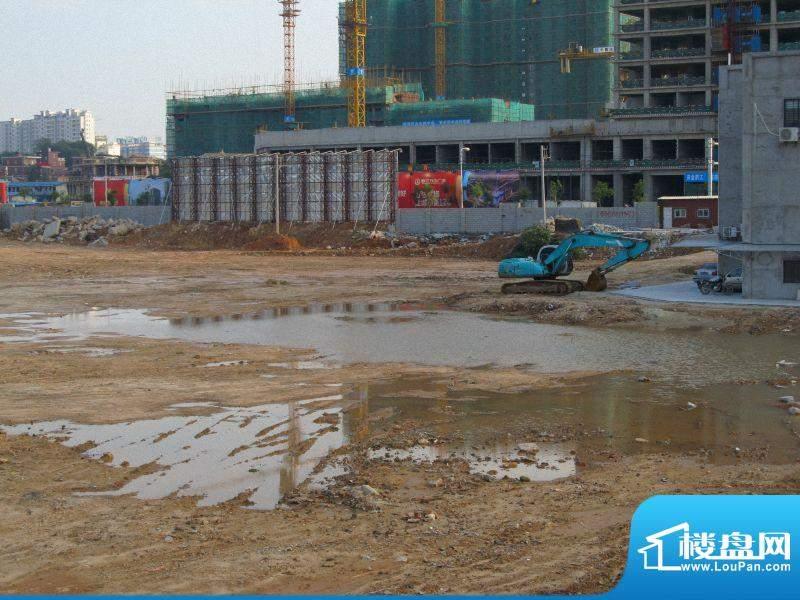 百宏御璟天下工程进度(20111122)