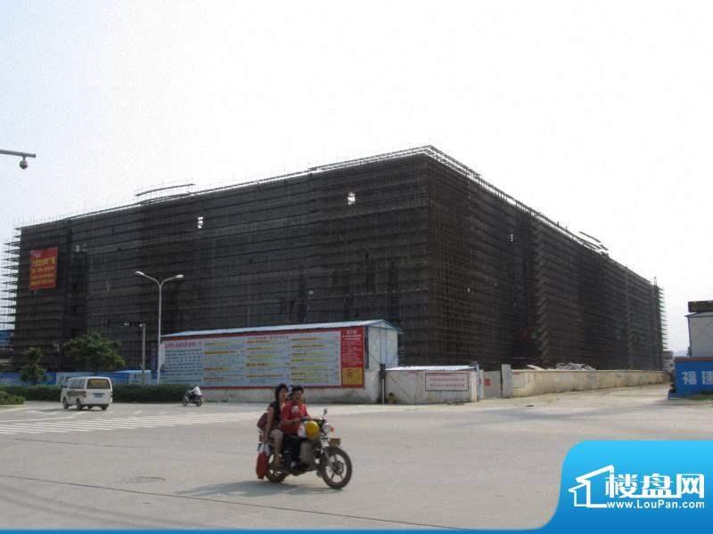 洛江中心商城工程进度(20120621)
