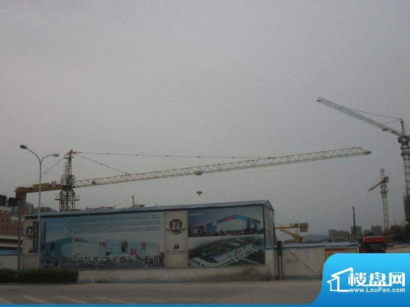 洛江中心商城工程进度(20110824)